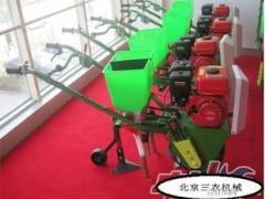 万能独轮微耕机视频万能独轮趟地为微耕机独轮可乘式水田整耕机