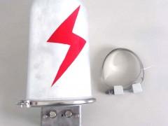 立式帽式光纤接续盒 2进2出光缆光纤接线接续盒