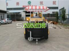 路面裂缝修补灌缝机 350L沥青路面灌缝机
