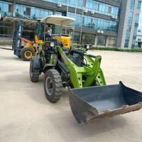 内蒙养殖场用单缸四驱小铲车厂家现货直发