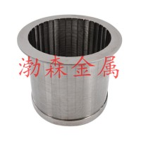 绕丝焊接筛管 线隙烛式滤管