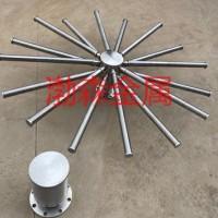 不锈钢缠绕丝布水器    三角丝焊接布水器