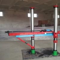 履带架柱式液压钻机 ZQJC-1100水平360度打孔钻机