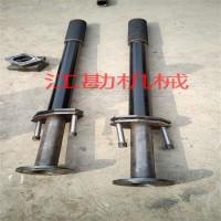 新疆127快速封孔装置 73煤矿孔口管直径 锚靴套管
