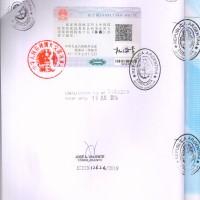 出口阿根廷报关单大使馆加签办理需要提供什么资料?